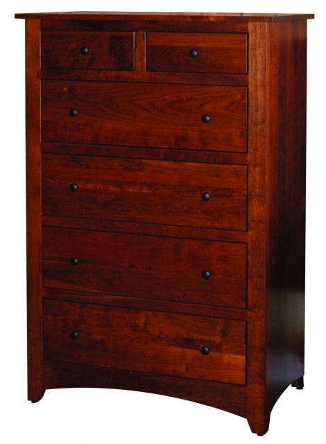 Country Shaker 6-Drawer Chest