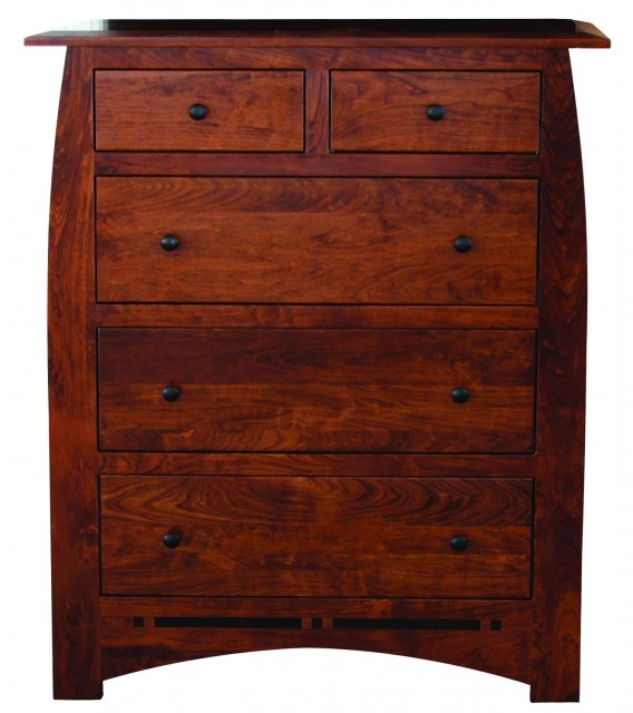 Aspen 5-Drawer Chest