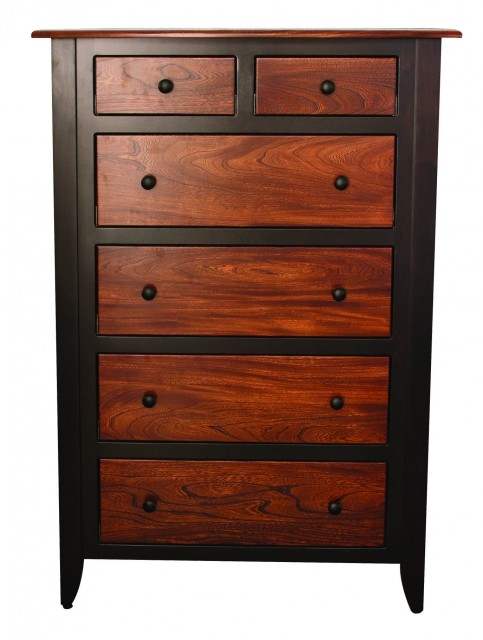 Sierra 6-Drawer Chest