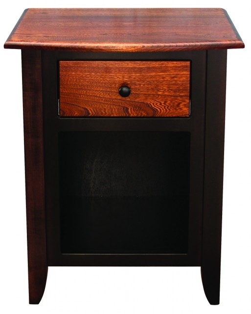 Sierra Nightstand w/1 Drawer
