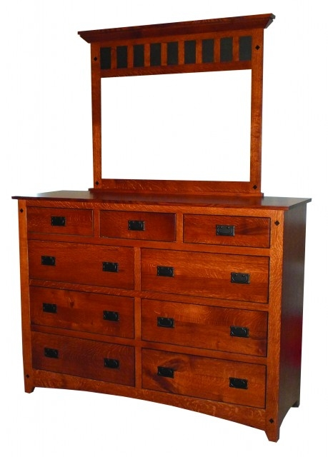 Siesta Mission High Dresser
