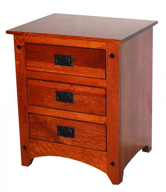 Siesta Mission Nightstand