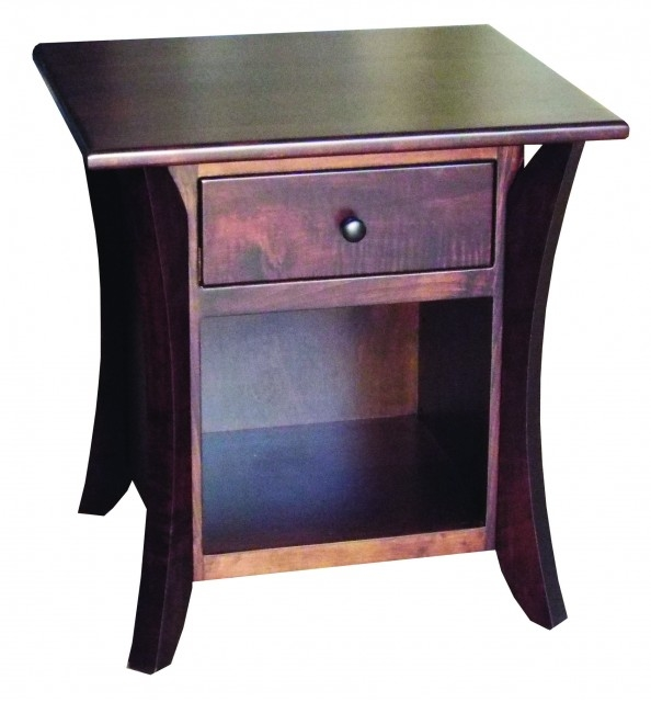Caledonia Nightstand w/1 Drawer