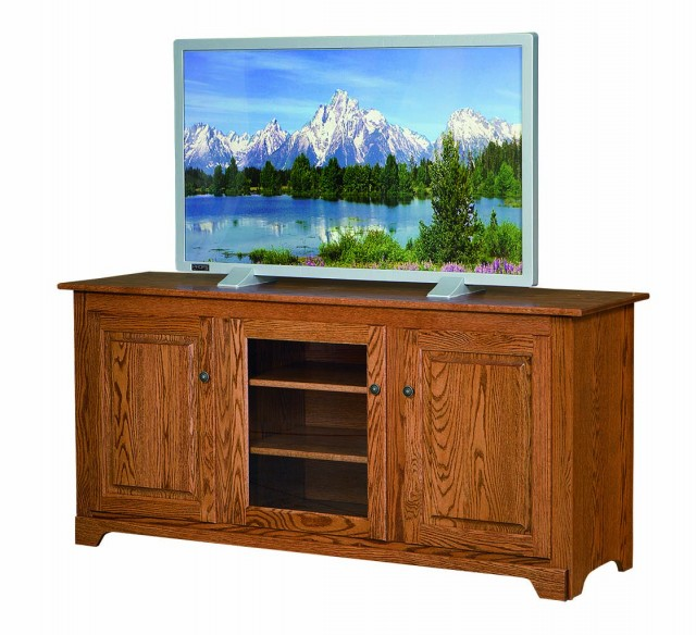 Tall Entertainment Console