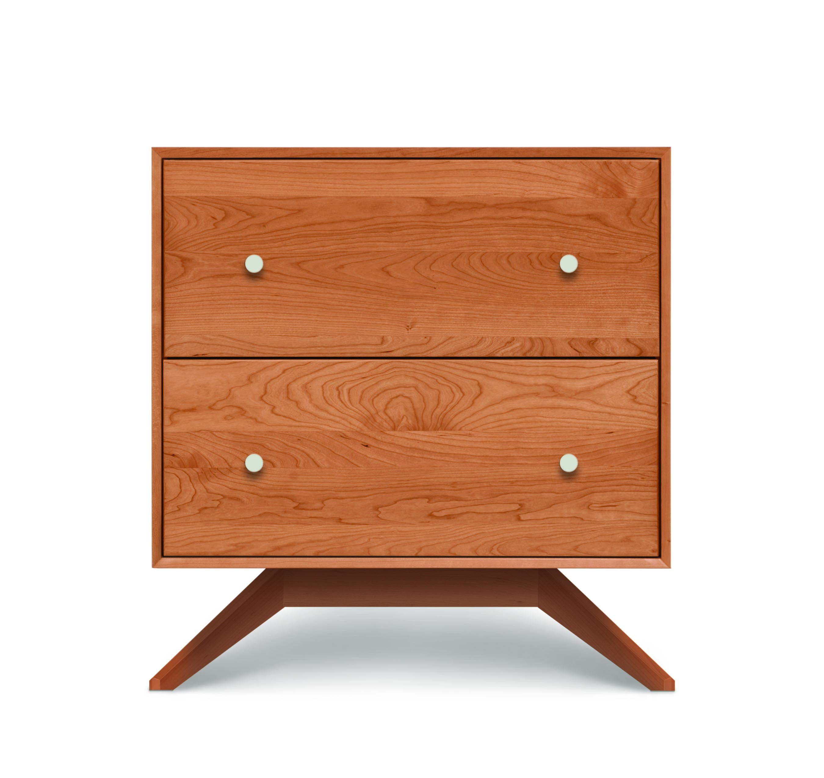 ASTRID 2 DRAWER IN CHERRY