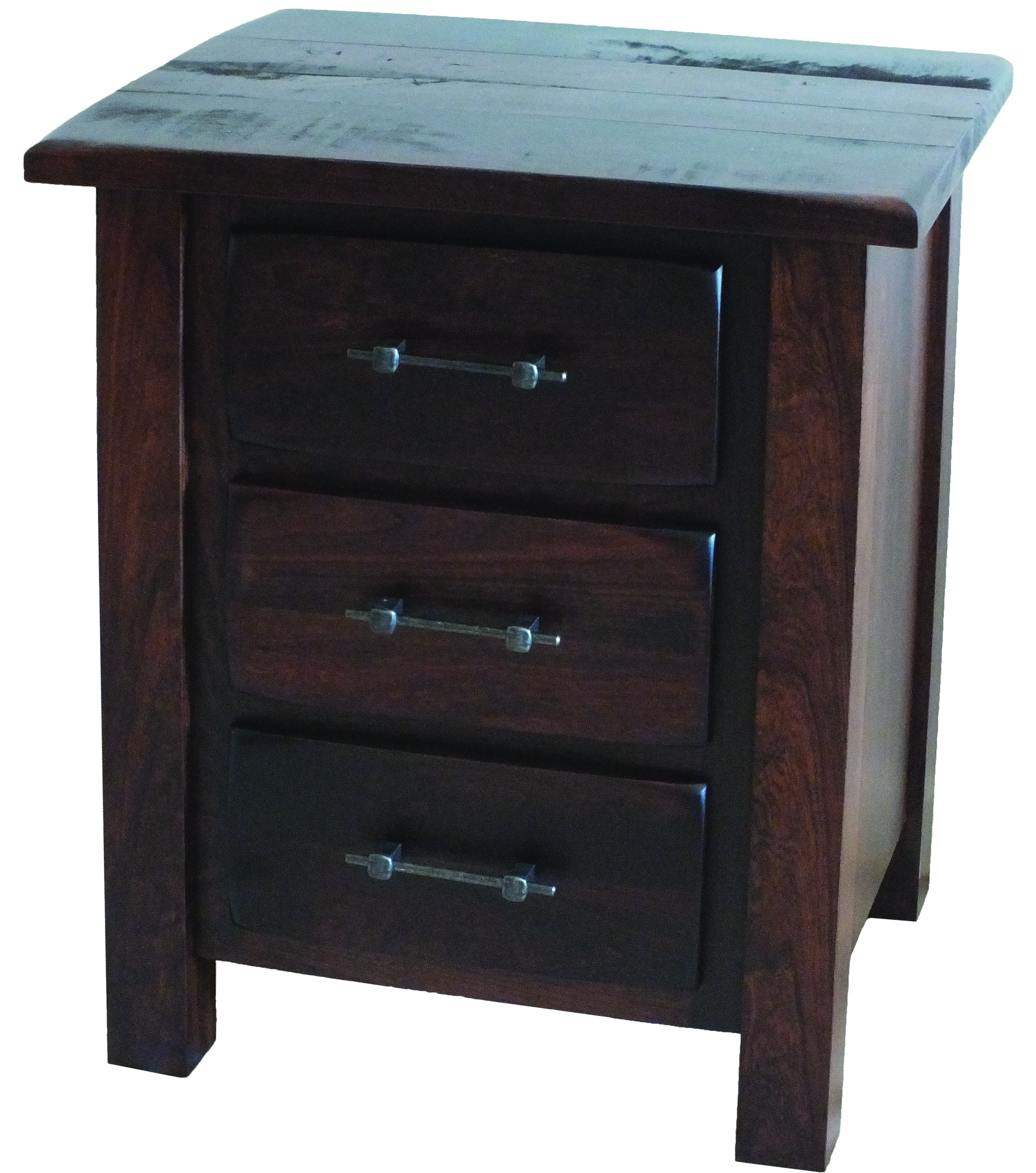 Barn Floor Night Stand