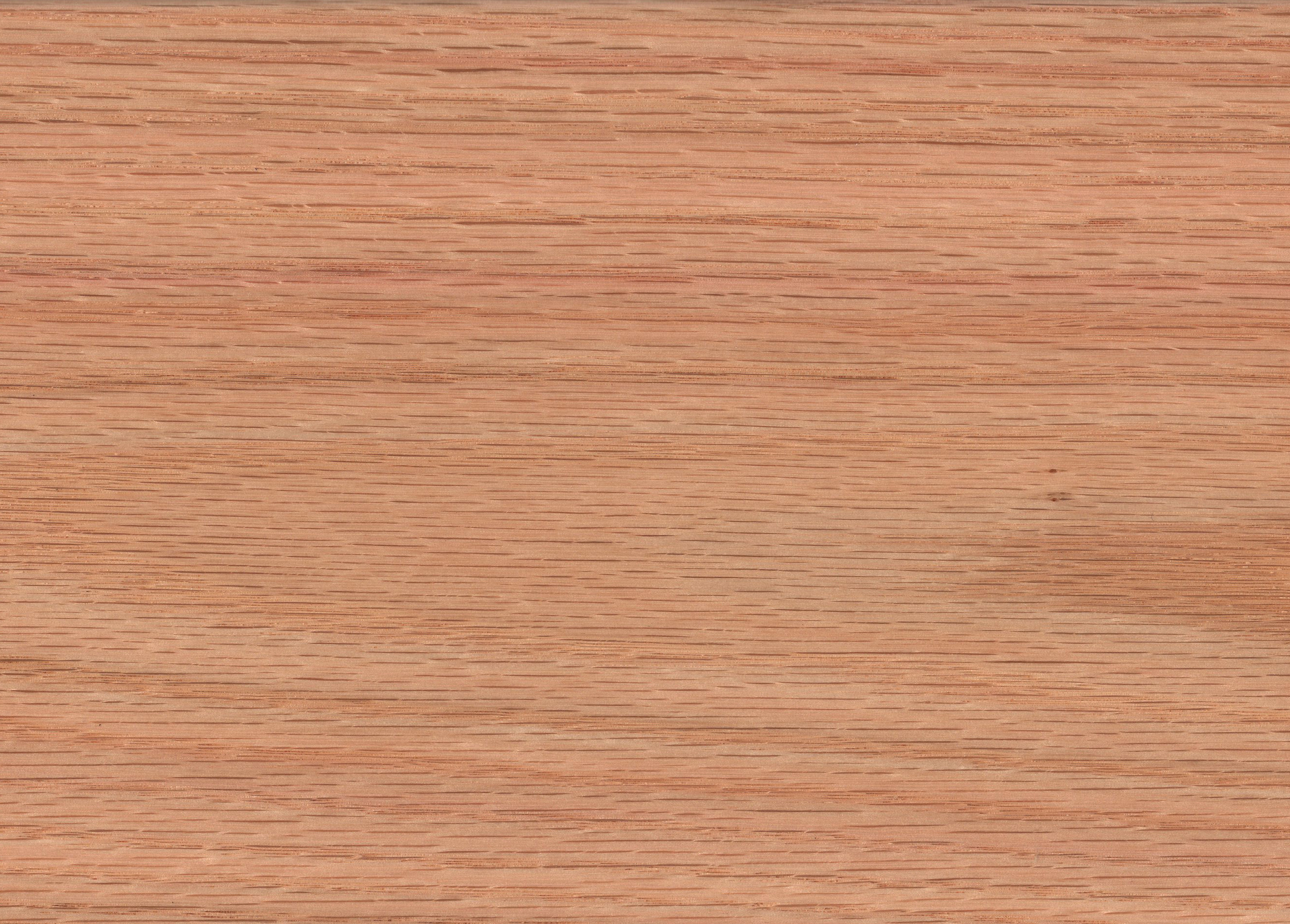 Stains on Red Oak: Clear
