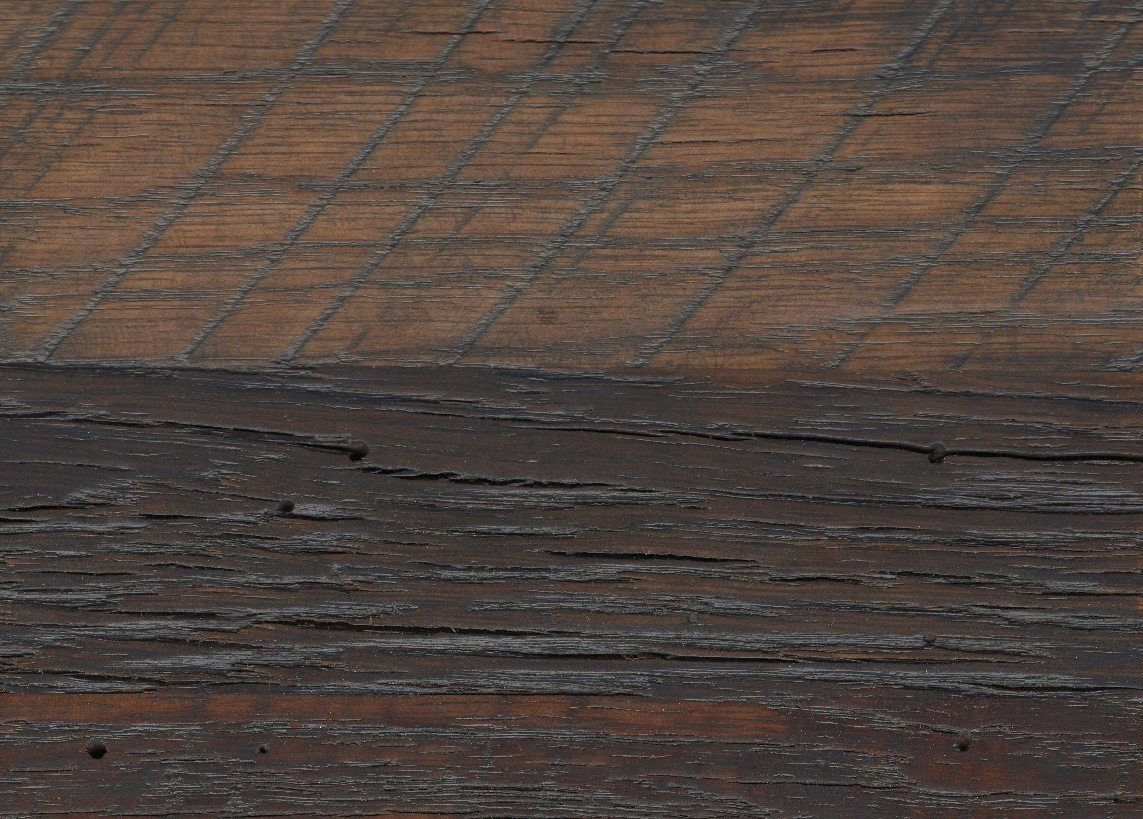Stains on Rough Sawn Barnwood: Creek Slate Stain