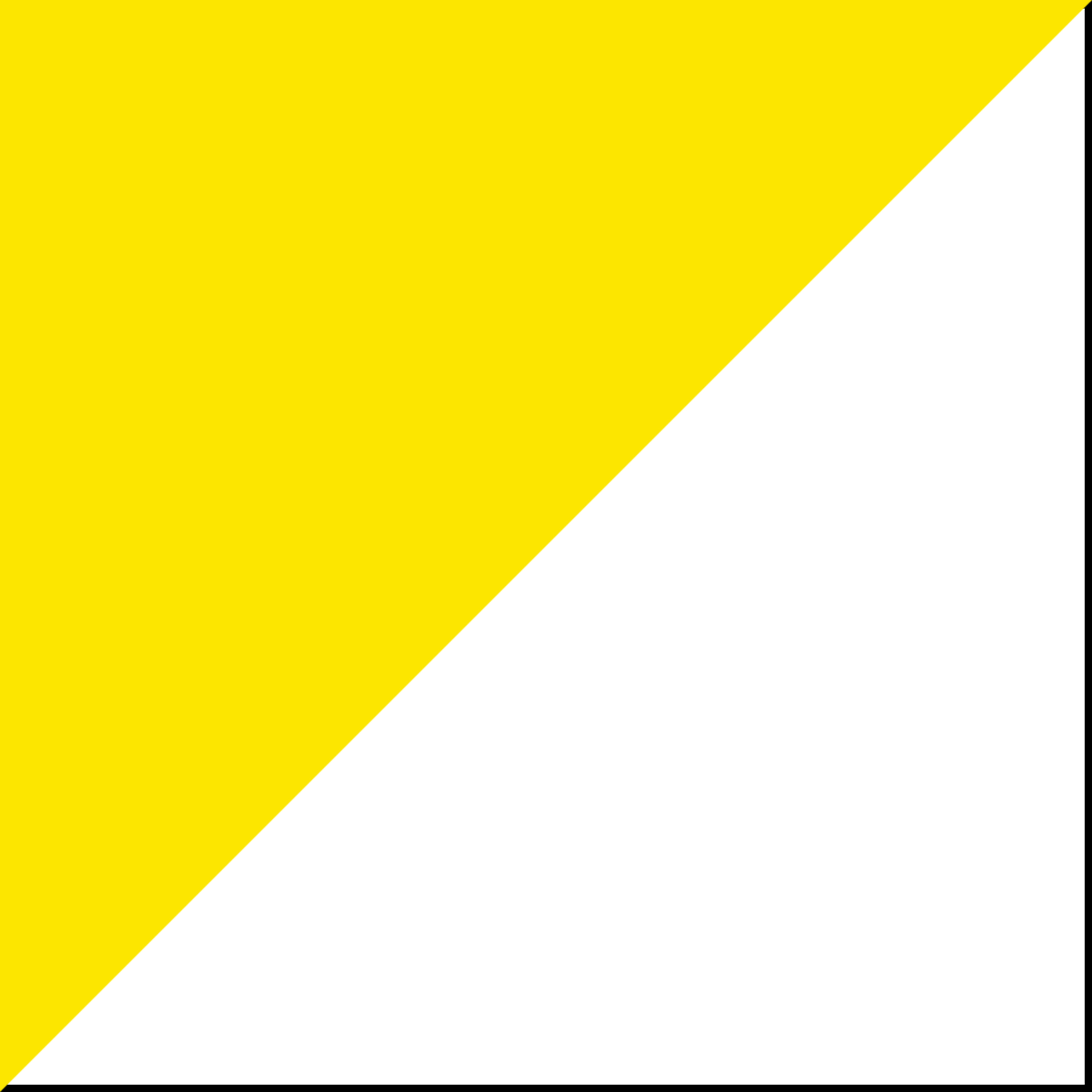 Colors: YW Yellow & White