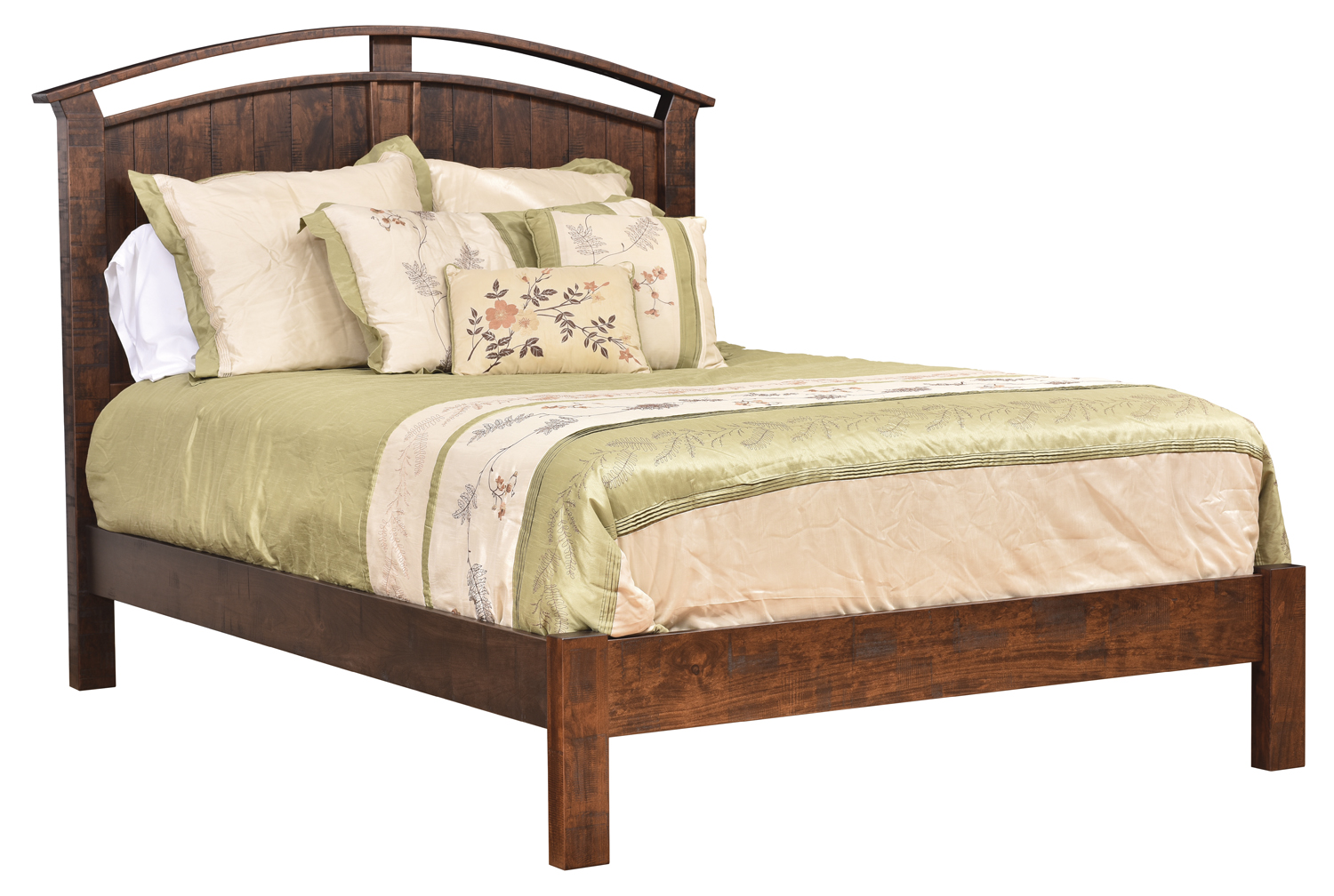 Timbermill Arch Bed