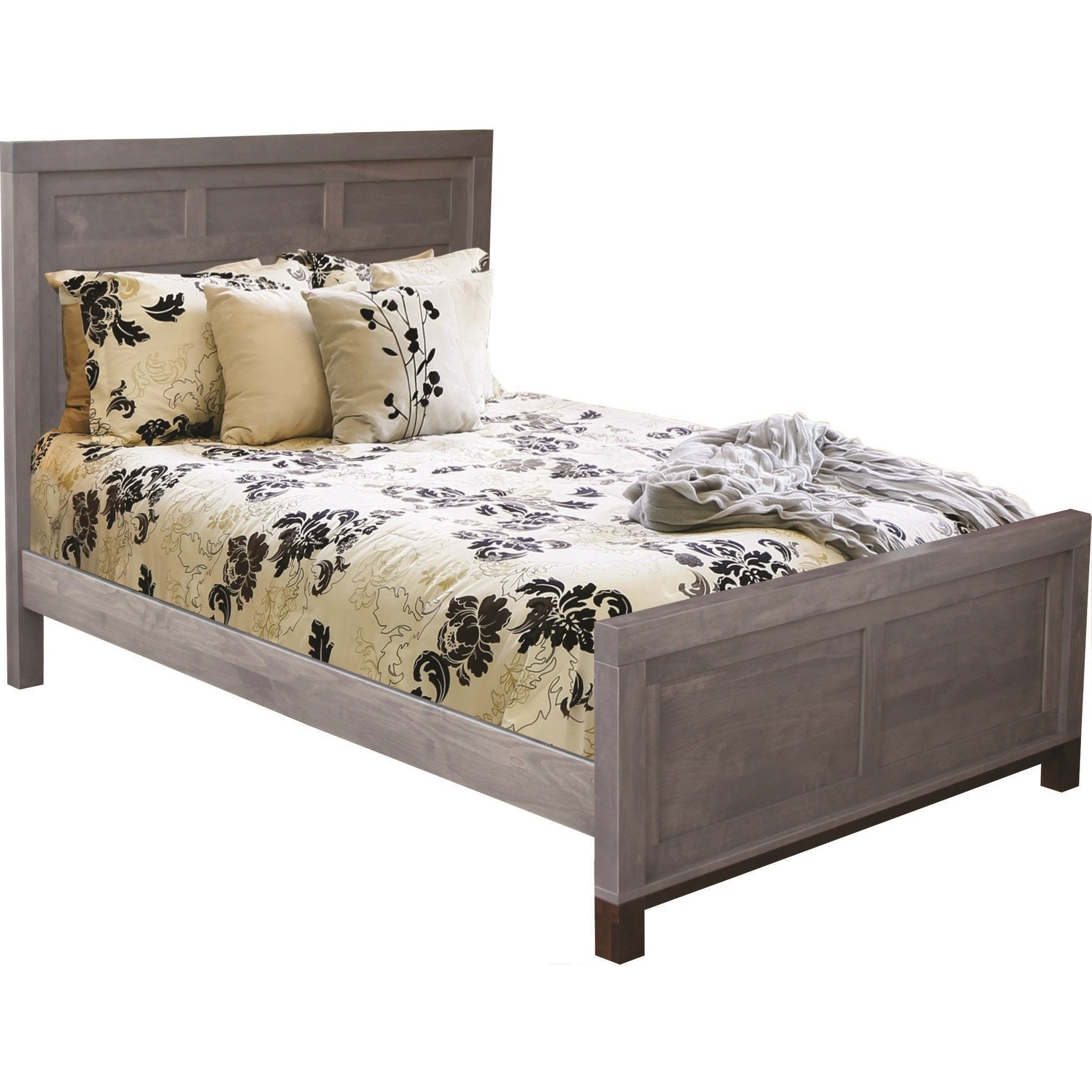Vienna Bed w/Regular Footboard