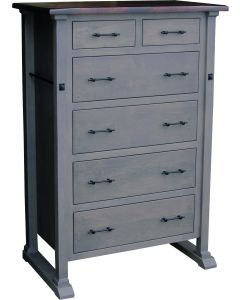 Carla Elizabeth 6 Drawer Chest
